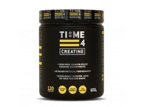 TIME 4 NUTRITION CREATINE 600g, kreatin